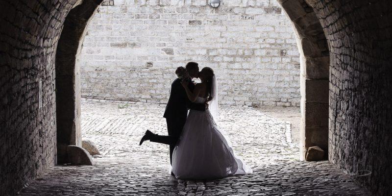 Hochzeitsfotografie Marco Dierbach Foto vom Brautpaar Wedding phtoto Bride and groom Erfurt