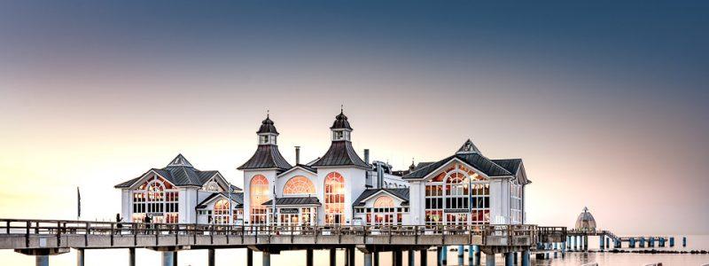 Seebrücke Sellin Fotos von Ihren Immobilien oder Einrichtungen oder Sehenswürdigkeiten für einen professionellen Internetauftritt