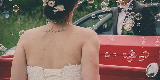 Hochzeitsfotografie Marco Dierbach Foto vom Brautpaar Wedding phtoto Bride and groom Sömmerda Thüringen Volkshaus
