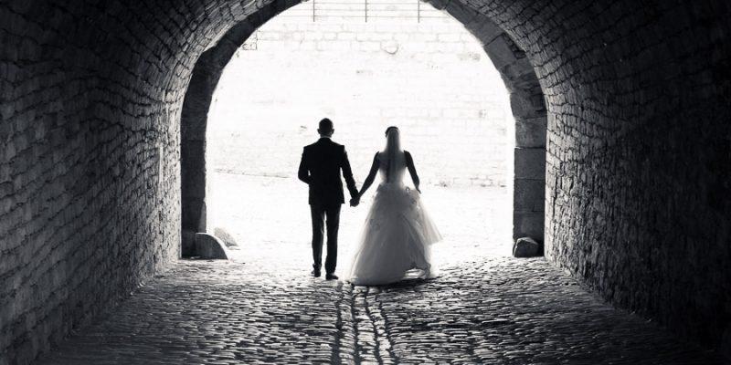 Hochzeitsfotografie Marco Dierbach Foto vom Brautpaar Wedding phtoto Bride and groom